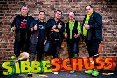 """Sundowner Spezial: Sibbeschuss Konzert """"om Rhing"""""""