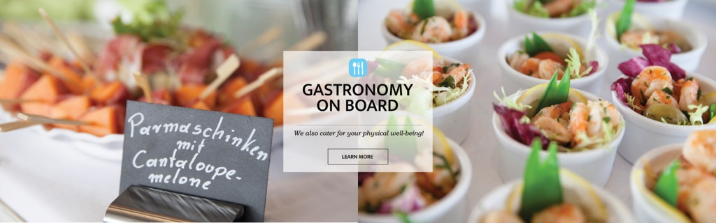 Gastronomy on board
